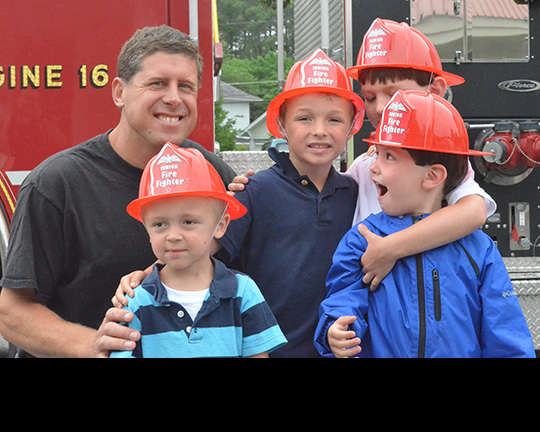 Future Firefighters?