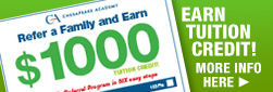 Refer and Family and Earn $1000!
