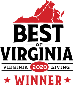 Voted Best of Virginia